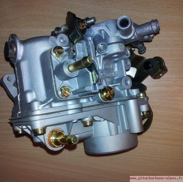 Super 5 GT Turbo Kit n°1 pochette révision carburateur Solex 32 DIS