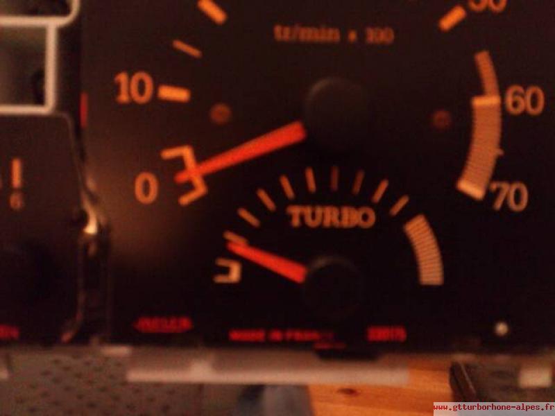 La super 5 GT Turbo en Auvergne-Rhône-Alpes • Voir le sujet ...